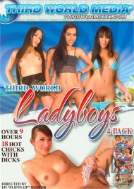Third World Ladyboys 4 Pack Porn Movie