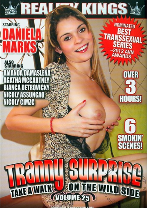 Tranny Surprise Vol. 25