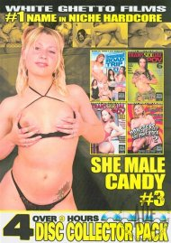She Male Candy #3 Collector Pack Porn Movie