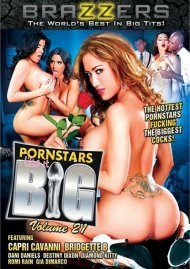 Pornstars Like It Big Vol. 21 Porn Movie