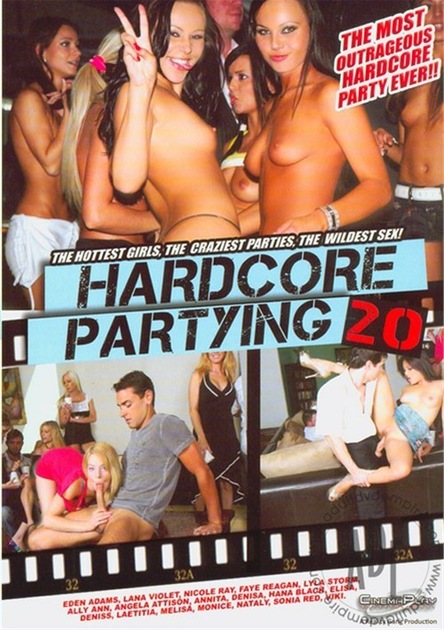 Hardcore Partying 20