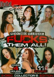 Nacho Vidal Fucks Them All! Porn Video
