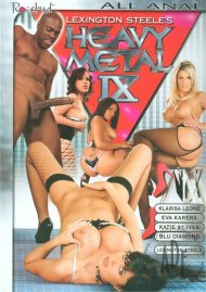 Lexington Steeles Heavy Metal 9 Porn Movie