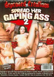 - Spread Her Gaping Ass 2 Porn Movie
