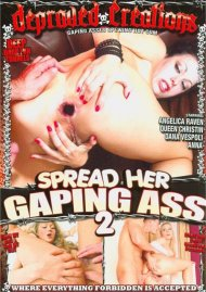 Spread Her Gaping Ass 2 Porn Movie