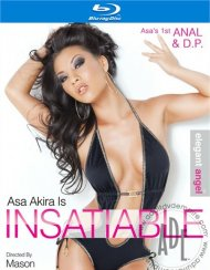 Asa Akira Is Insatiable Blu-ray
