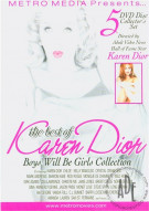 Best Of Karen Dior Boys Will Be Girls Collection, The Porn Movie