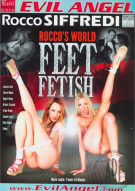 Rocco's World: Feet Fetish Porn Video