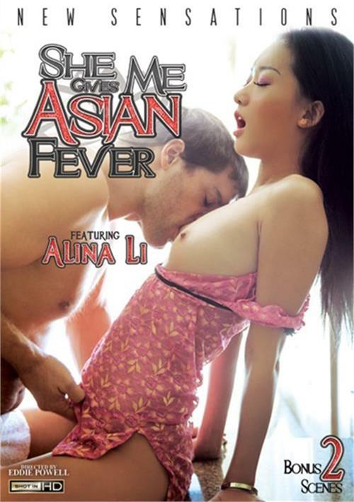 Asian fever 21 dvd
