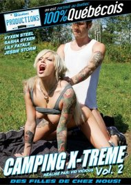 Stream Camping X-treme Vol. 2 HD Porn Video from Quebec Productions!