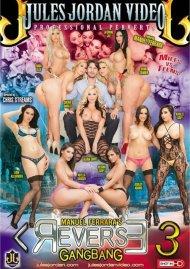 Manuel Ferrara's Reverse Gangbang 3 DVD Image from Jules Jordan Video.