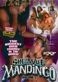 She-Male Mandingo Vol. 2 Porn Movie