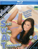 S.W.A.T: Sex With a Teenager #4 Blu-ray