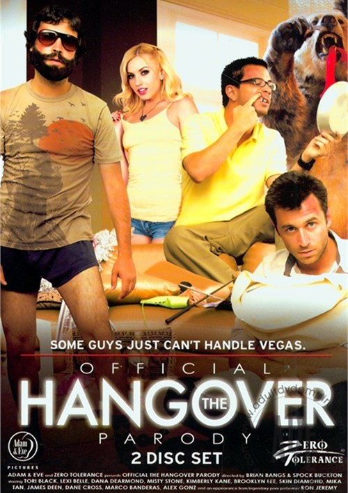 Official Hangover Parody, The image