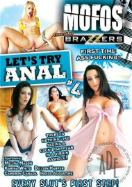 Lets Try Anal 4 Porn Movie