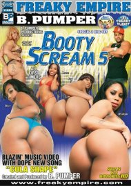 Booty Scream 5 Porn Video
