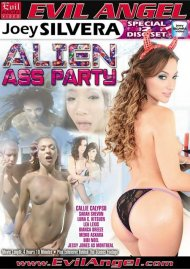 Alien Ass Party Porn Video