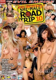Joey Silveras Big Ass She-Male Road Trip 10 Porn Video