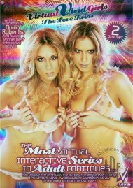 Virtual Vivid Girls: The Love Twins Porn Movie
