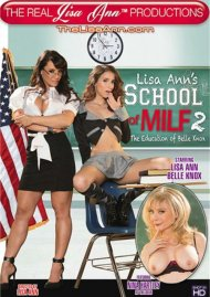 Lisa Anns School Of MILF 2: The Education Of Belle Knox Porn Movie
