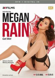 Megan Rain: Get Wet HD Porn Video Image from AE Films.