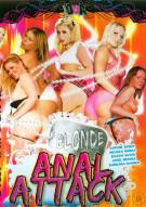 Blonde Anal Attack Porn Movie