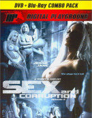Sex And Corruption Episode 2 (DVD + Blu-ray Combo) Blu-ray