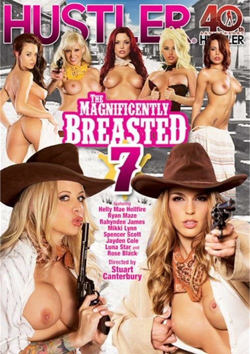 ���� ������������ ������ / The Magnificently Breasted 7 (2014) DVDRip