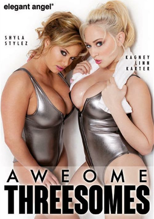 ��������� ���� ����� / Awesome Threesomes (2014) DVDRip
