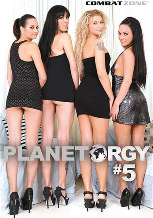 Планета Оргий #5 / Planet Orgy #5 (2015) DVDRip
