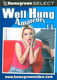Stream Well Hung Amateurs 14 Porn Video from Homegrown Video.