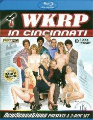 WKRP In Cincinnati: A XXX Parody Blu-ray