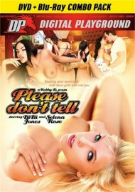 Please Dont Tell (DVD + Blu-ray Combo) Porn Movie