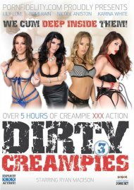 Dirty Creampies #3 Porn Video