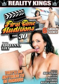 First Time Auditions Vol. 30 Porn Movie