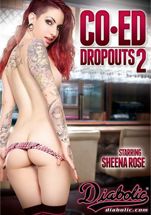 Студентки Хипстеры #2 / Co-Ed DropOuts #2 / Coed Drop Outs #2 (2014) DVDRip