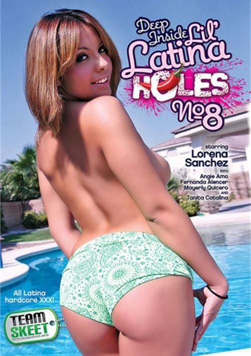 Deep Inside Lil' Latina Holes 8