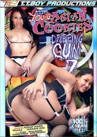 Young Asian Cookies Dripping Cum 7 Porn Movie