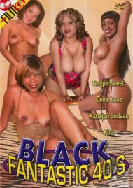 Black Fantastic 40s Porn Movie