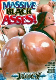 Massive Black Asses! Porn Movie
