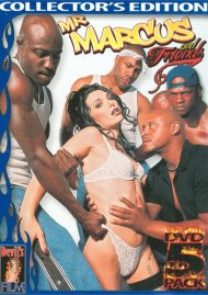 Mr. Marcus And Friends 5-Pack Porn Movie