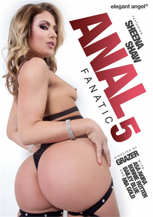 Anal Fanatic Vol. 5 image