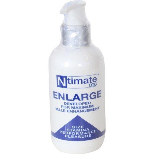 Ntimate Male Enhancement Cream - 5.5oz image.