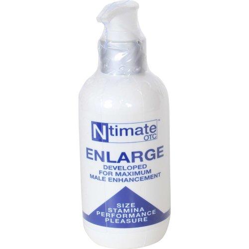Ntimate Male Enhancement Cream - 5.5oz image.