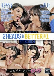 2 Heads Are Better Than 1: Episode 4 Porn Movie