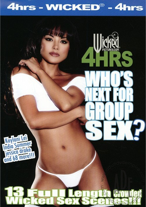 Whos Next For Group Sex?