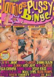 Janines Pussy Binge Porn Video