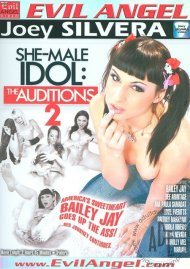 She-Male Idol: The Auditions 2 Porn Movie