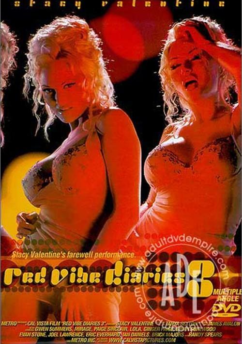 XXX Red Vibe Diaries 3 (2003)
