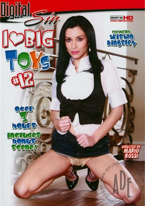 I Love Big Toys #12
